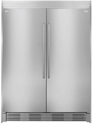 Electrolux 64 Side By Side Column Refrigerator Amp Freezer Set With EI32AR80QS Built In 32
