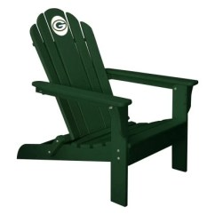 Green Bay Packers Chair Outdoor Lounge Imperial International 180 1001 Adirondack