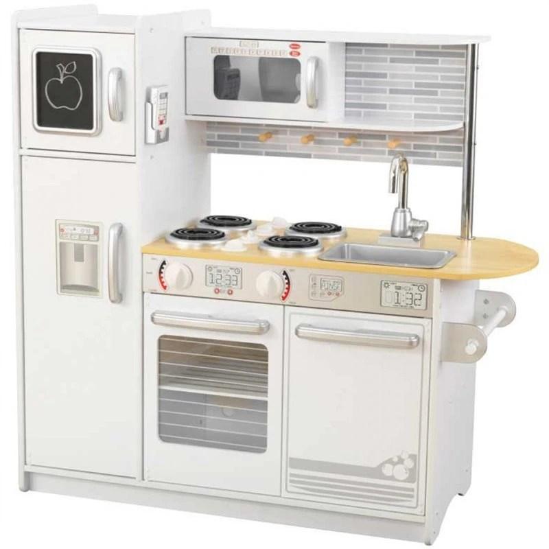 KidKraft Uptown Play Kitchen in White