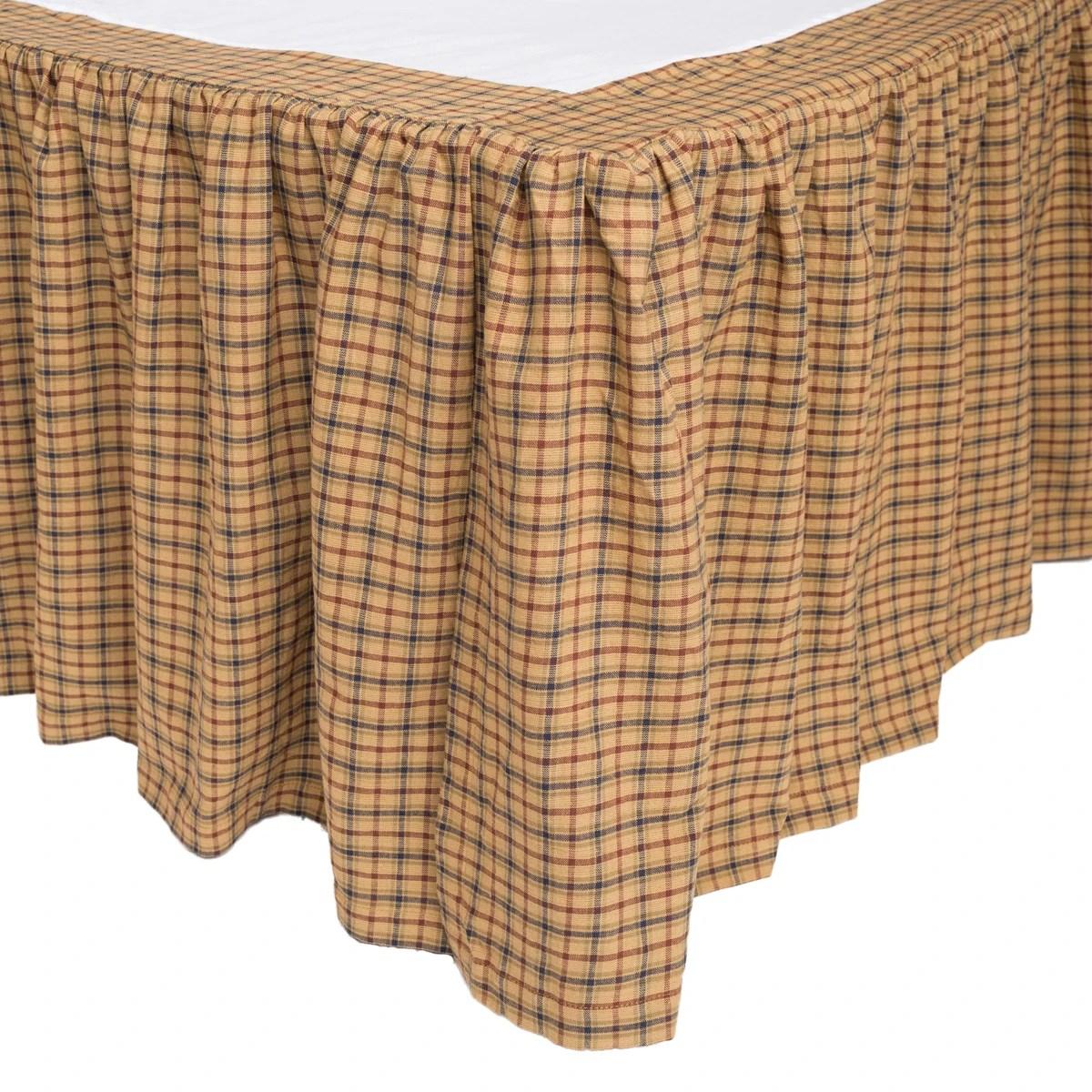 Vhc Brands Millsboro King Bed Skirt