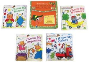 Richard Scarry's Set of 4 Bo...