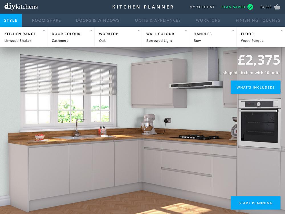 kitchen planner canvas wall art online free design software diy kitchens choose style