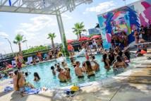 Scenes Sunday Funday Pool Party Lorenzo