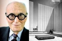 Architect Philip Johnson Builder Of Glass Cities