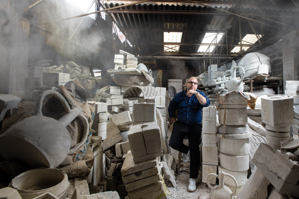 the mexican ceramic factory