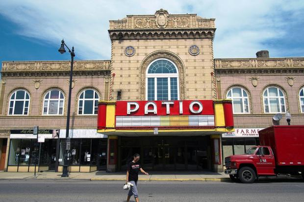 Patio Theatre Chicago Patio Theater To Reopen Will Be