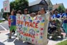 Community Members, Organizations March for Peace