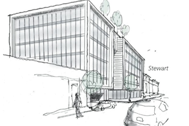 Stewart School Reuse Proposals Include Apartments