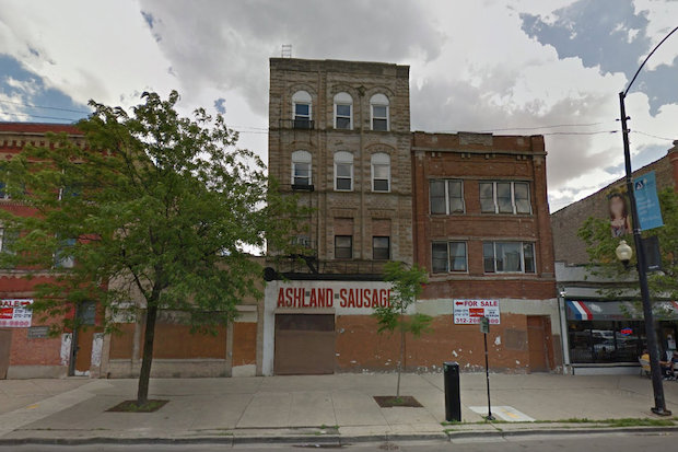 The old Ashland Sausage building has been purchased with hopes of turning it into an arts center.