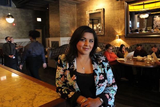 Alpana Singh Talks New Restaurant Seven Lions Life After