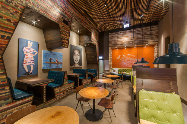 Peek Inside Nando's Peri-Peri Before It Opens In Lakeview
