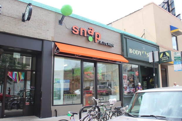 Snap Kitchen Offers OntheGo Meals in Three New Chicago