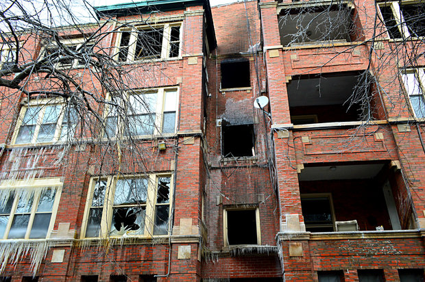 Building Where 7 Firefighters Hurt Had 39 Code Violations  Rogers Park  Chicago  DNAinfo