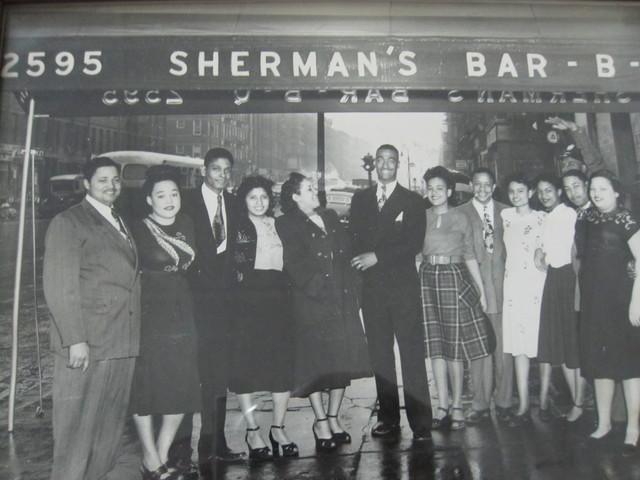 Sherman's BBQ