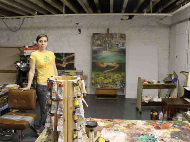 Artist Colony Grows in Greenpoint  Greenpoint  DNAinfo