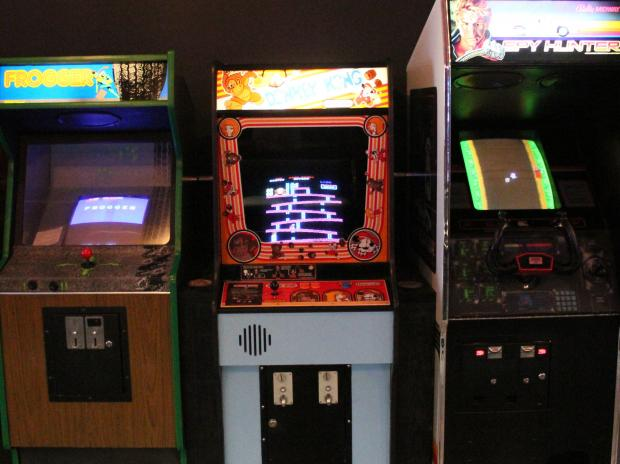 Never Choose Between Tacos And Classic Arcade Games Again