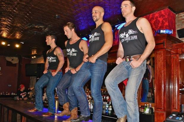 Gay Cowboy Bar Flaming Saddles Shut Down by Health