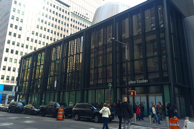 Man Slashed at Fulton Center Station Thursday Afternoon Officials Say  Financial District