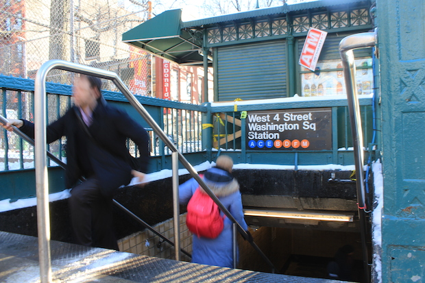 Man Decapitated After Surfing on F Train Police Say