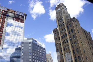63 Story Apartment Building Set To Rise Next Lic Clock