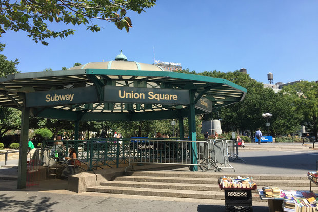 Drug Dealer Armed With Stun Gun Caught Selling in Union Square Park NYPD  Union Square  New