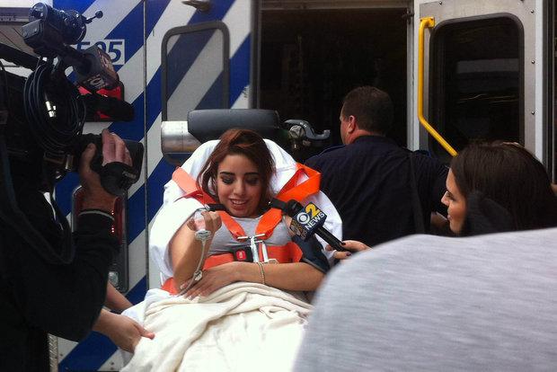 Woman Injured Resisting Bathroom Mugging in LaGuardia