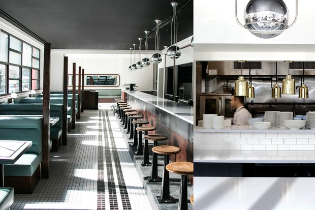 Nickel  Diner to Serve Eclectic Twists on Classic