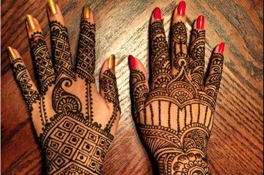 Rihanna Henna Hand Tattoo Meaning