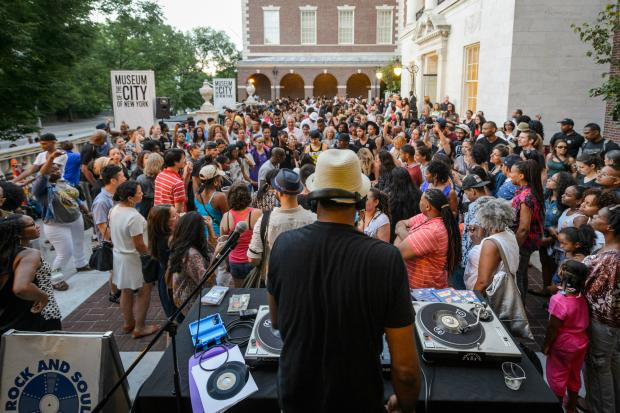 Museums Uptown Bounce Block Party Pays Tribute to Prince