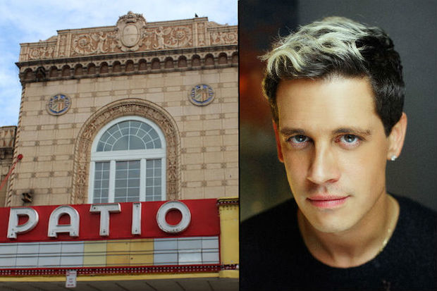 milo yiannopoulos patio theater show
