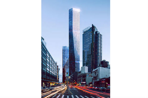 New HighRise Project to Bring 2 Schools 900 Apts to