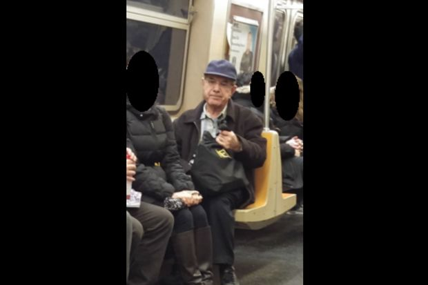 square kitchen island islands for police seek man who fondled himself on r train - union ...