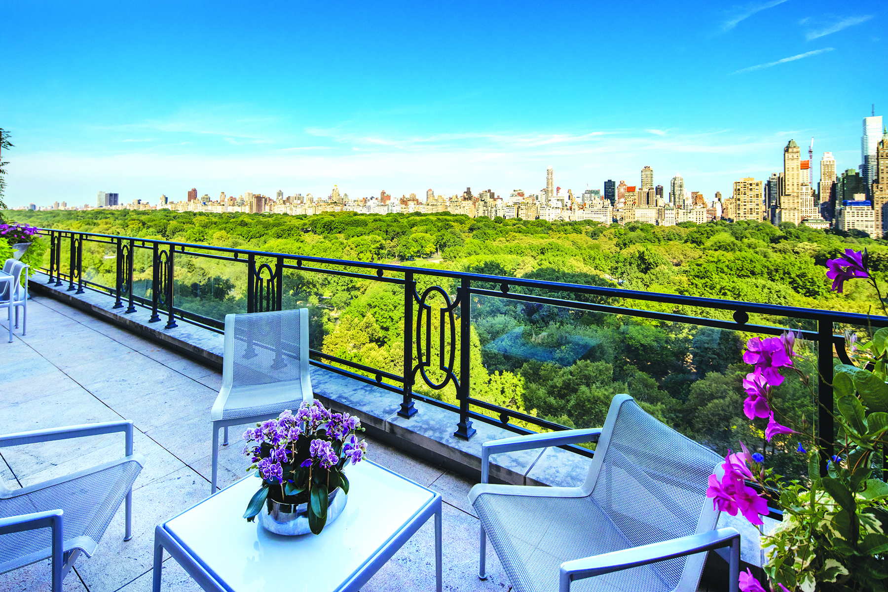 Sting Selling Penthouse on Central Park West for 56M