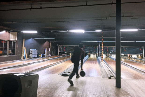 The Gutter Bowling Alley to Open Long Island City Site This Week  Long Island City  New York