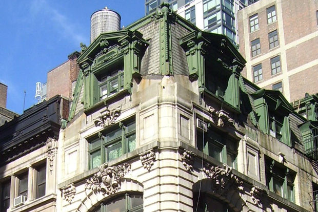 40Story Tower Planned for Fifth Avenue Would Replace CenturyOld Building  Flatiron  New York