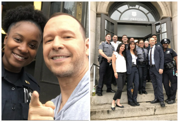 DonnieWahlberg and other
