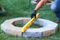 Backyard Projects | Build a Clean Burning Fire Pit ...