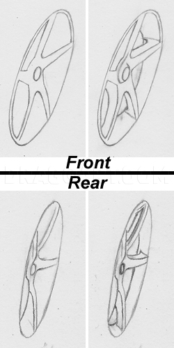 What Should I Draw Wheel : should, wheel, Realistic, Sports, Step,, Drawing, Guide,, JTM93, Dragoart.com