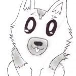 German Shepherd Puppy Drawing By Banana123 Dragoart Com