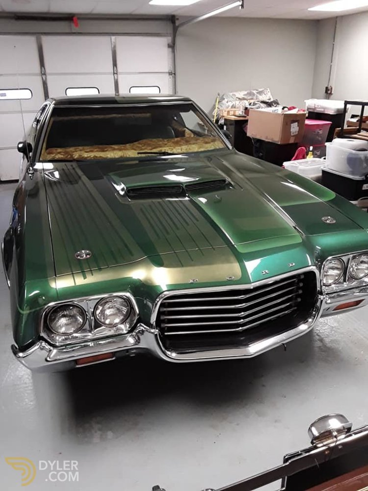 Classic 1972 Ford Gran Torino for Sale 10229 Dyler