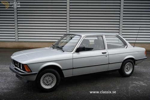 small resolution of bmw 320i e21 coupe 1982 silver car for sale