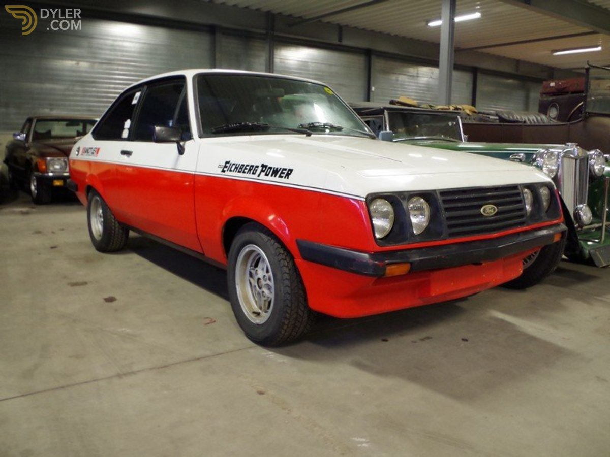 hight resolution of ford escort coupe 1977 car for sale