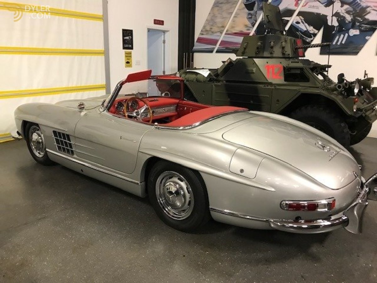 Classic 1957 Mercedes-Benz 300 SL for Sale - Dyler
