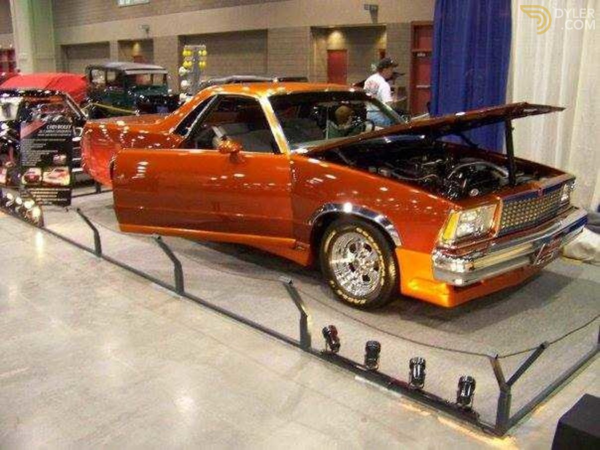 hight resolution of 546393 chevrolet el camino pickup 1978 car for sale