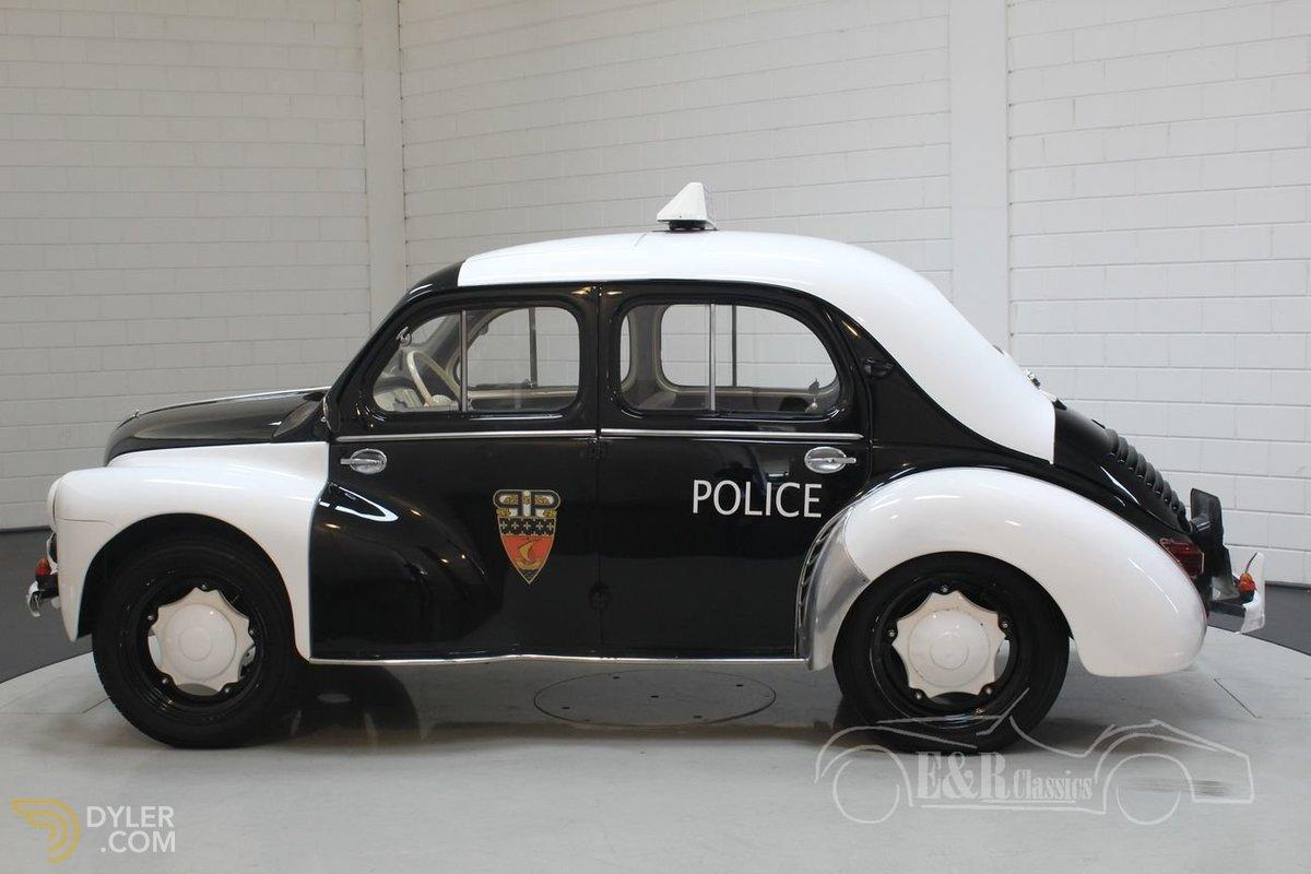 model cv police