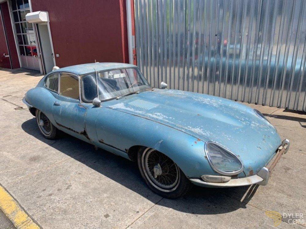 medium resolution of original 1966 jaguar xke series i 2 seater coupe a wonderful restoration candidate car