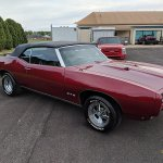 Classic 1969 Pontiac Gto Convertible For Sale Price 39 000 Usd Dyler