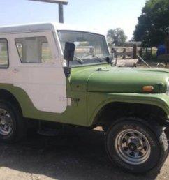 jeep cj5 kaiser suv 1970 green car for sale  [ 1200 x 674 Pixel ]