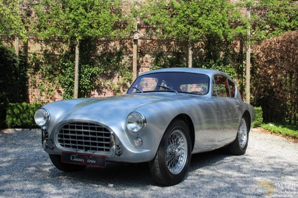 medium resolution of 261385 ac aceca bristol coupe 1959 silver car for sale