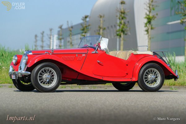 1955 Mg Tf 1500 For Sale Year Of Clean Water